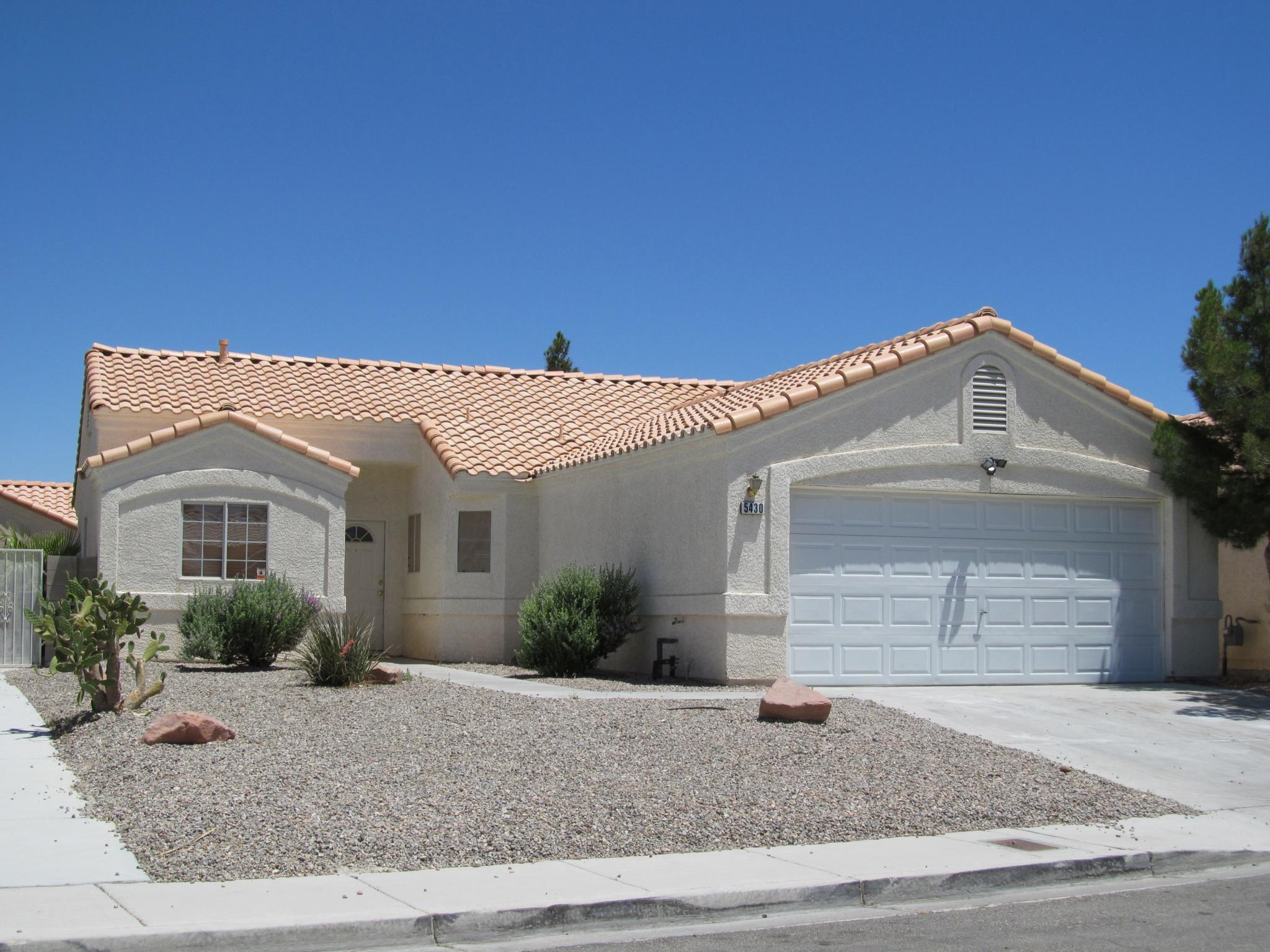 5430 Sharp Tooth Way, North Las Vegas, NV 89031 - 3 Bed, 2 Bath