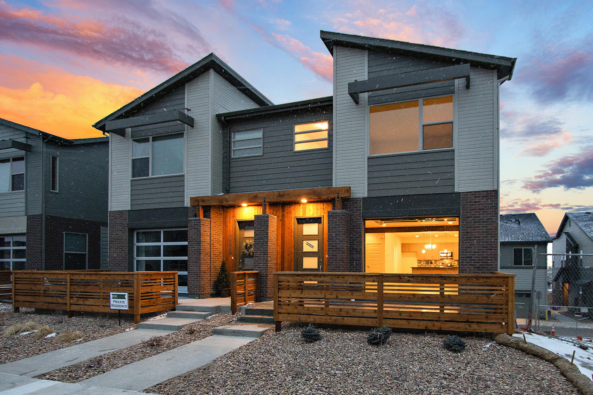 Sunset Terrace At Quincy Overlook By Terrace Townhomes New