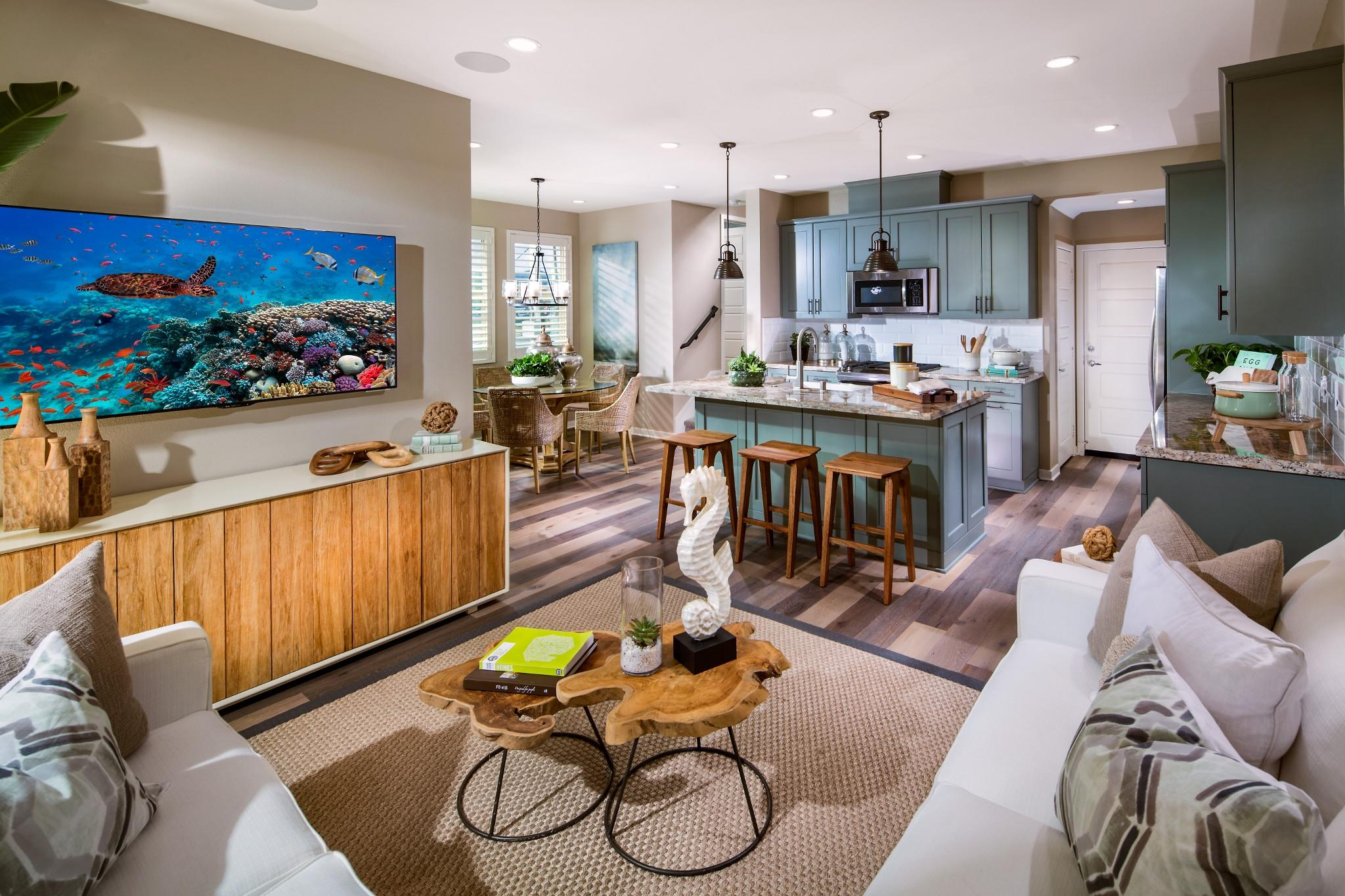 The District At Northridge By Shea Homes Family New Homes For Sale