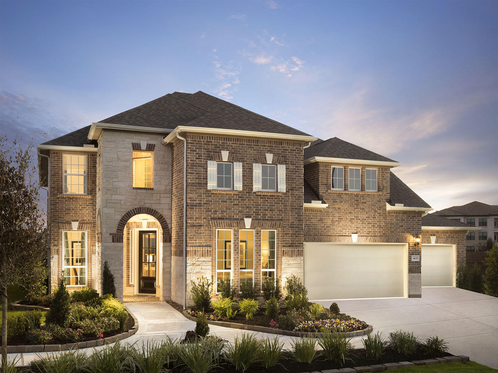 Meritage Homes Waterleaf Plan | Flisol Home