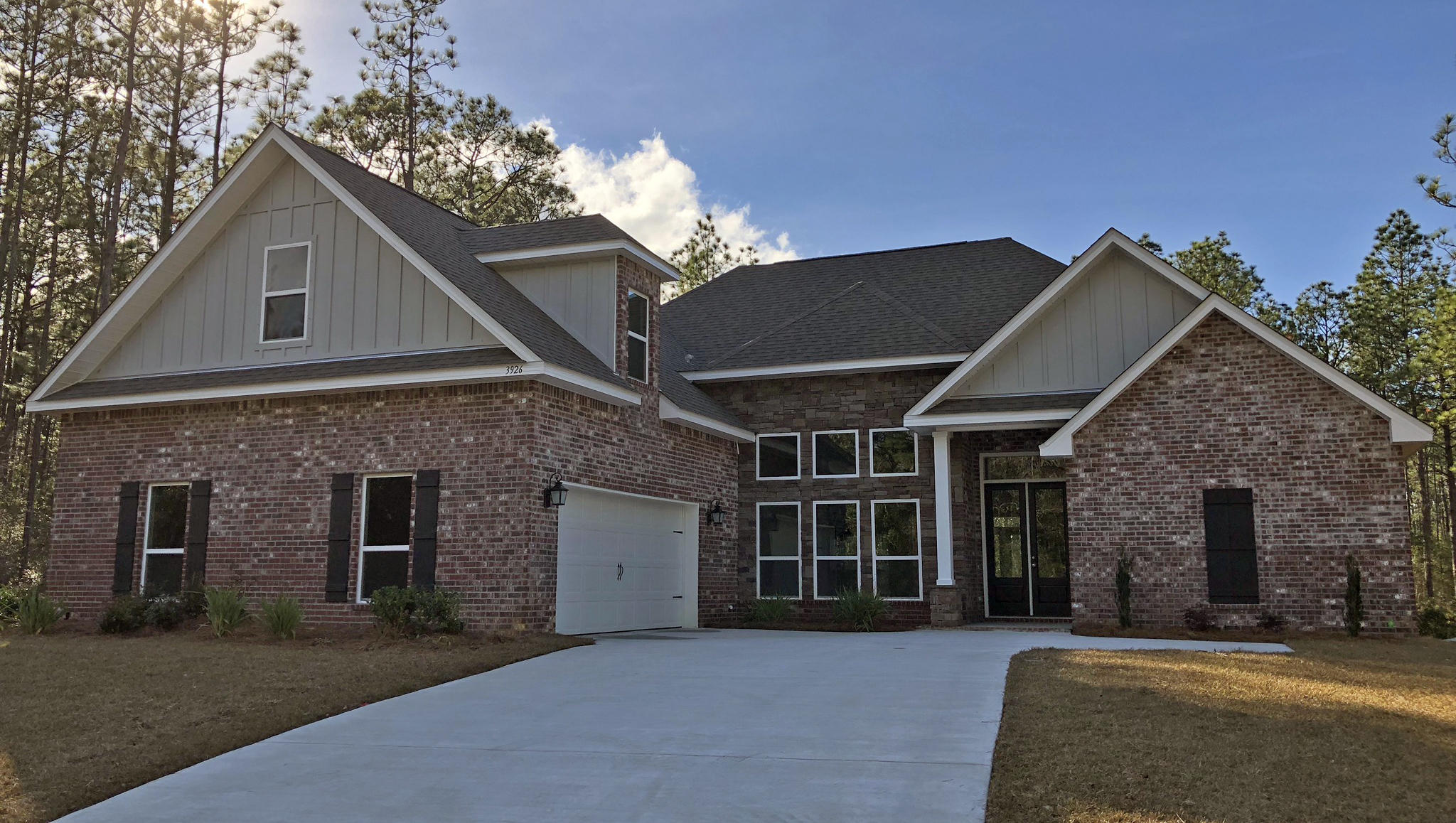 Luxury Homes Mobile By Dr Horton New Homes For Sale Mobile