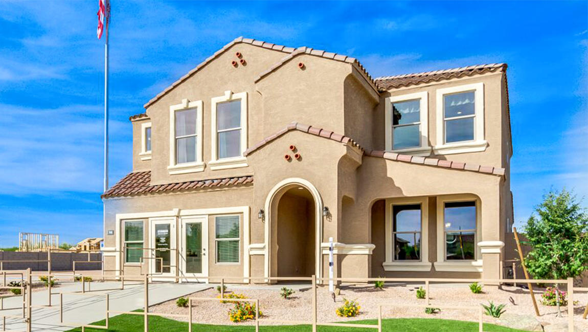 Circle Cross Ranch By Dr Horton New Homes For Sale San Tan