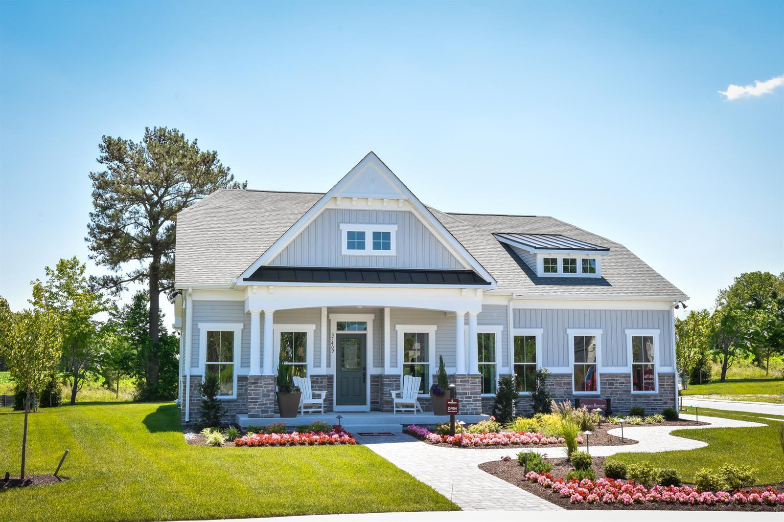 The Reserves by NVHomes New Homes for Sale - Ocean View, DE - 13 Photos |  Trulia