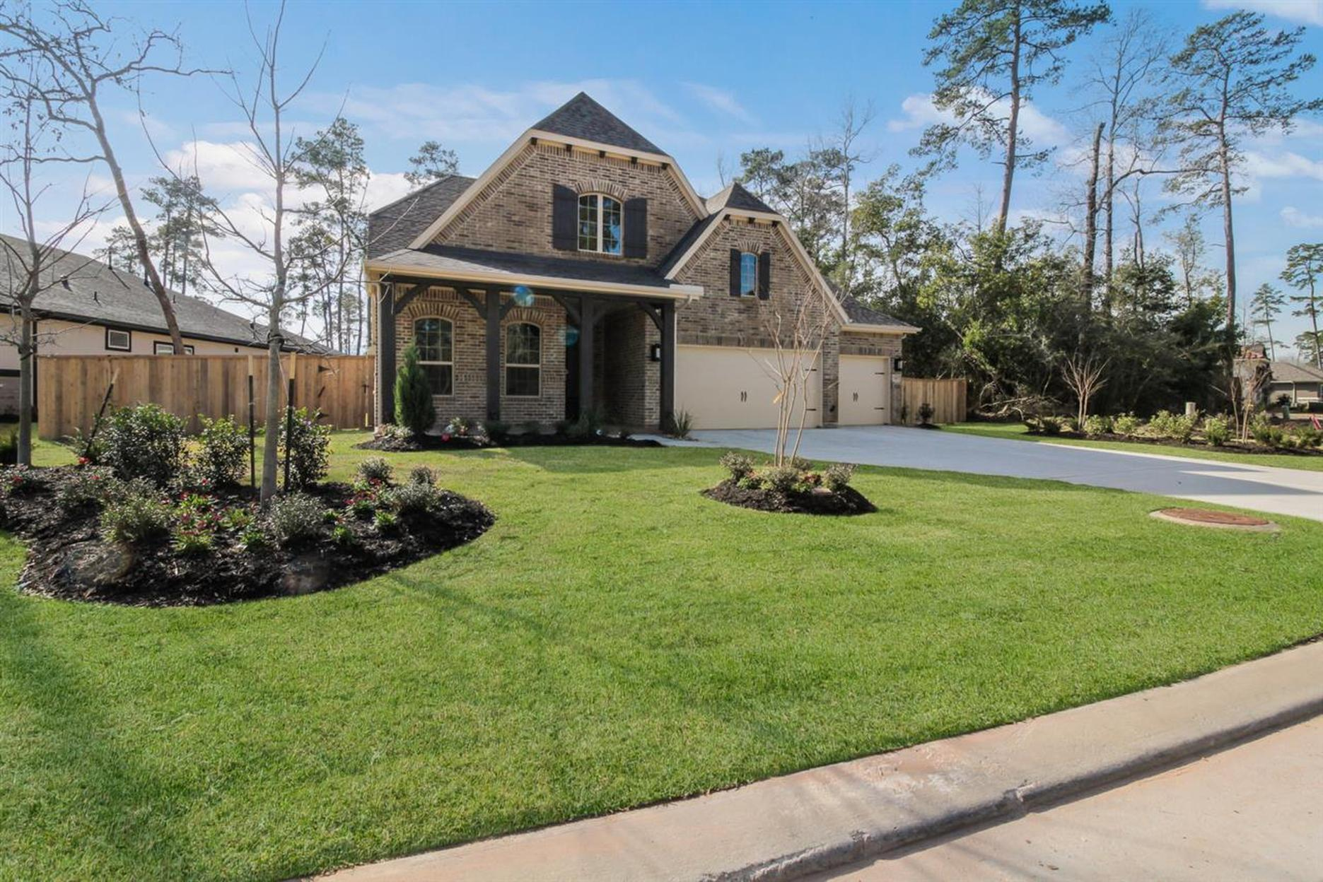 115 Amber Jade Ct, Conroe, TX 77304 - 4 Bed, 4 Bath Single-Family Home on centex home plans, green home plans, stilt home floor plans, white home plans, pulte home plans, nelson home plans,