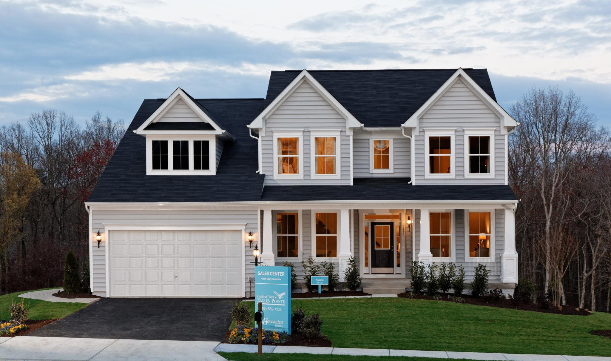 Cardinal View At Eagles Pointe By K Hovnanian Homes New Homes