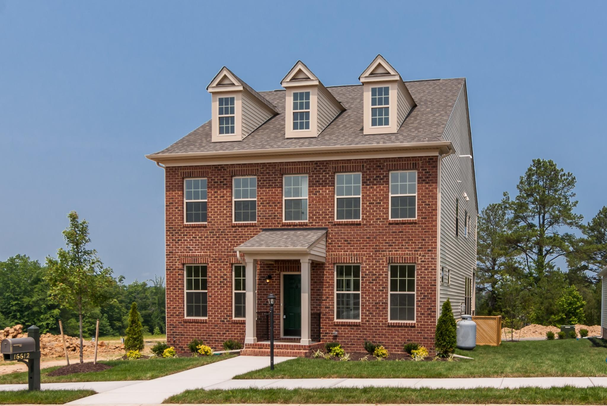 dshaw Plan at FoxCreek Vintage by HHHunt Homes Moseley, VA ... on