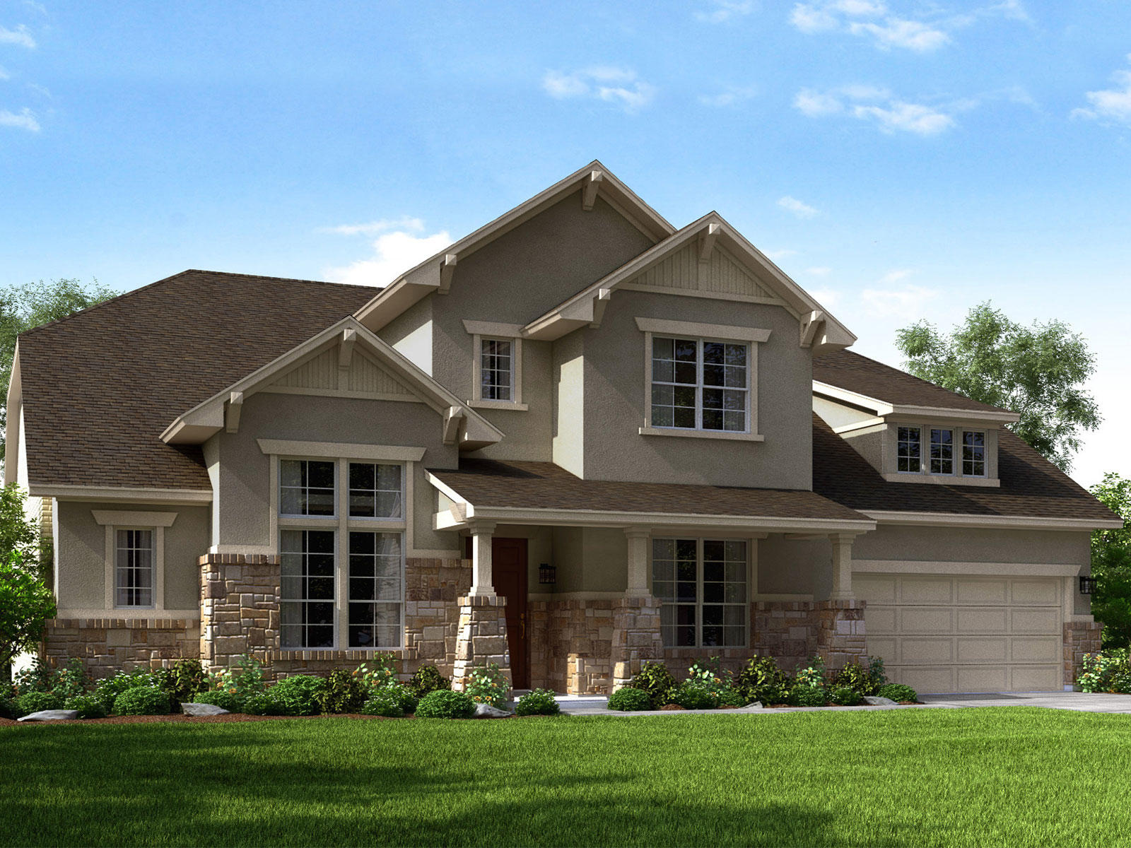 The Rome (6007) Plan, Sugar Land, TX 77498 - 4 Bed, 3 5 Bath Single-Family  Home - 3 Photos | Trulia