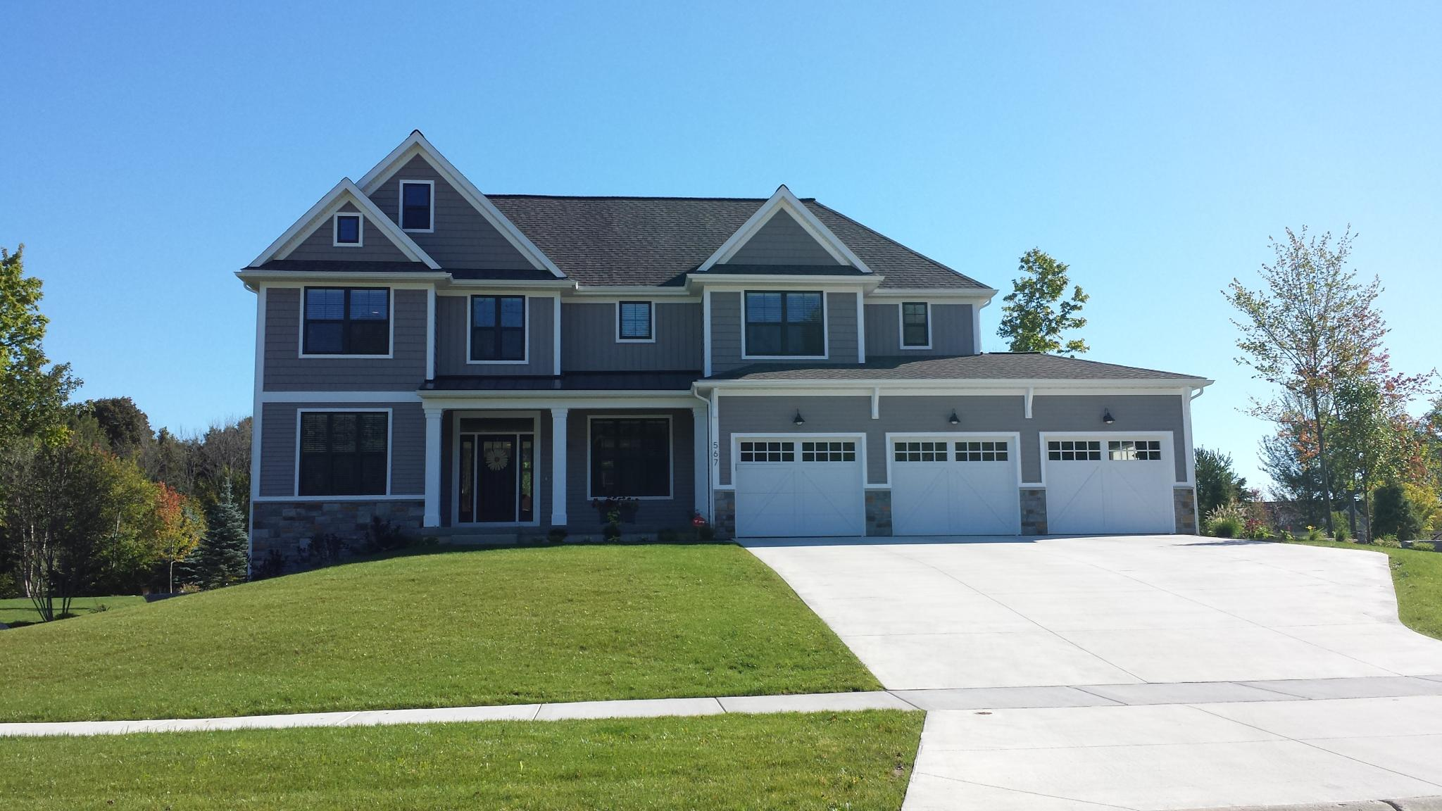 White Oak By Bosgraaf Homes New Homes For Sale Holland Mi Trulia