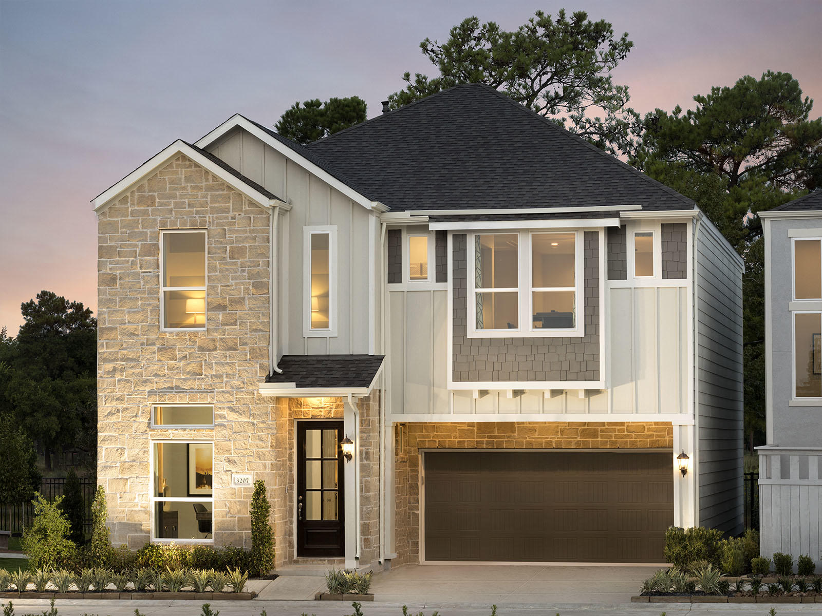 Spring Brook Village Patio Home Collection By Meritage Homes New