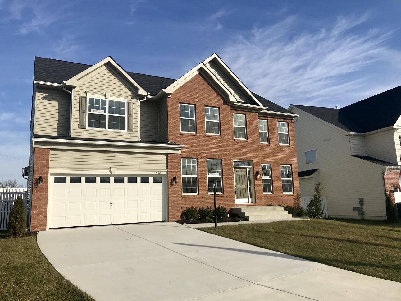Clarkes Crossing By Nvp Inc New Homes For Sale Woodbridge Va