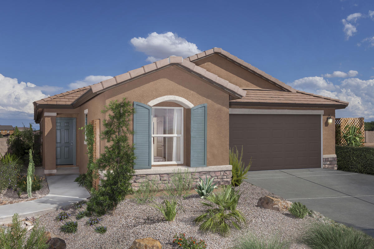 Sonoran Ranch Ii By Kb Home New Homes For Sale Tucson Az Trulia