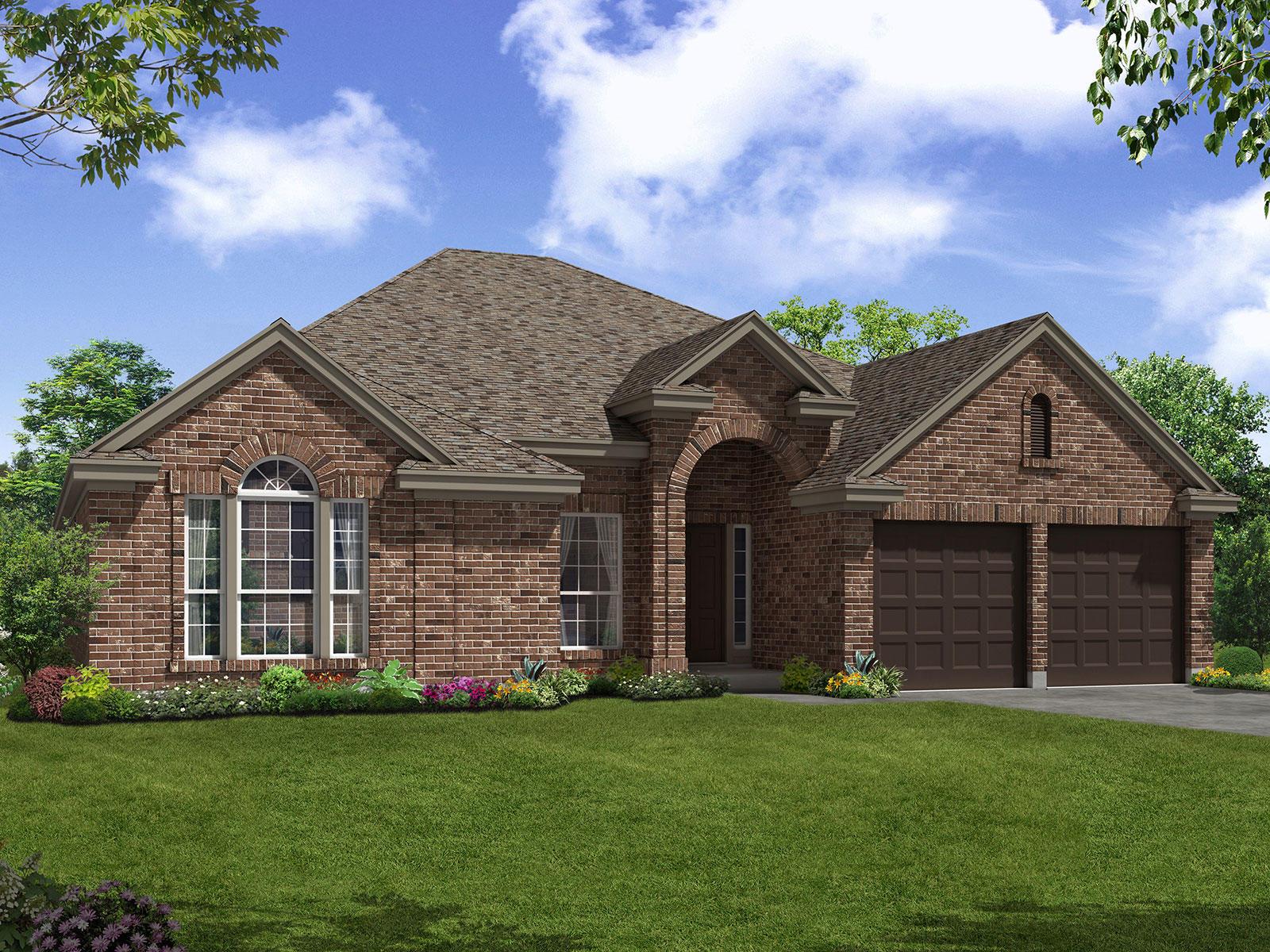 The Devonshire (6891) Plan, Houston, TX 77089 - 4 Bed, 2 Bath Single-Family  Home - 7 Photos   Trulia