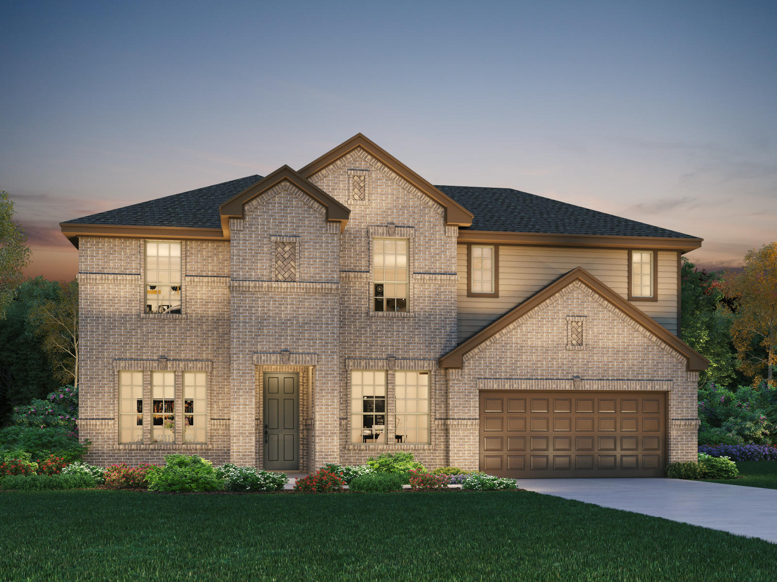 The Cardiff (5234) Plan, Sugar Land, TX 77498 - 4 Bed, 3 5 Bath  Single-Family Home - 5 Photos | Trulia