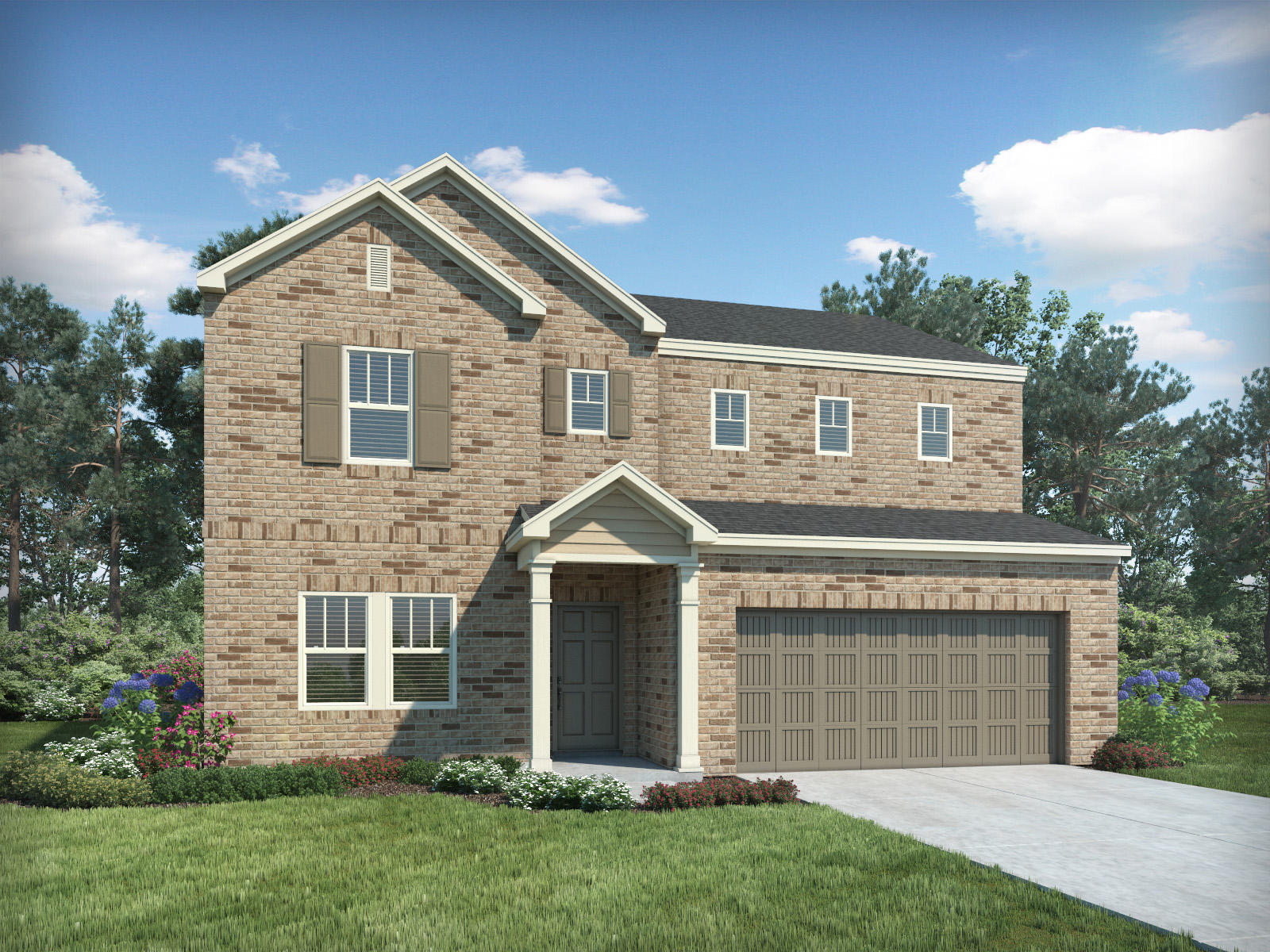 Shelby Plan, Goodlettsville, TN 37072 - 4 Bed, 2 5 Bath Single-Family Home  - 3 Photos | Trulia