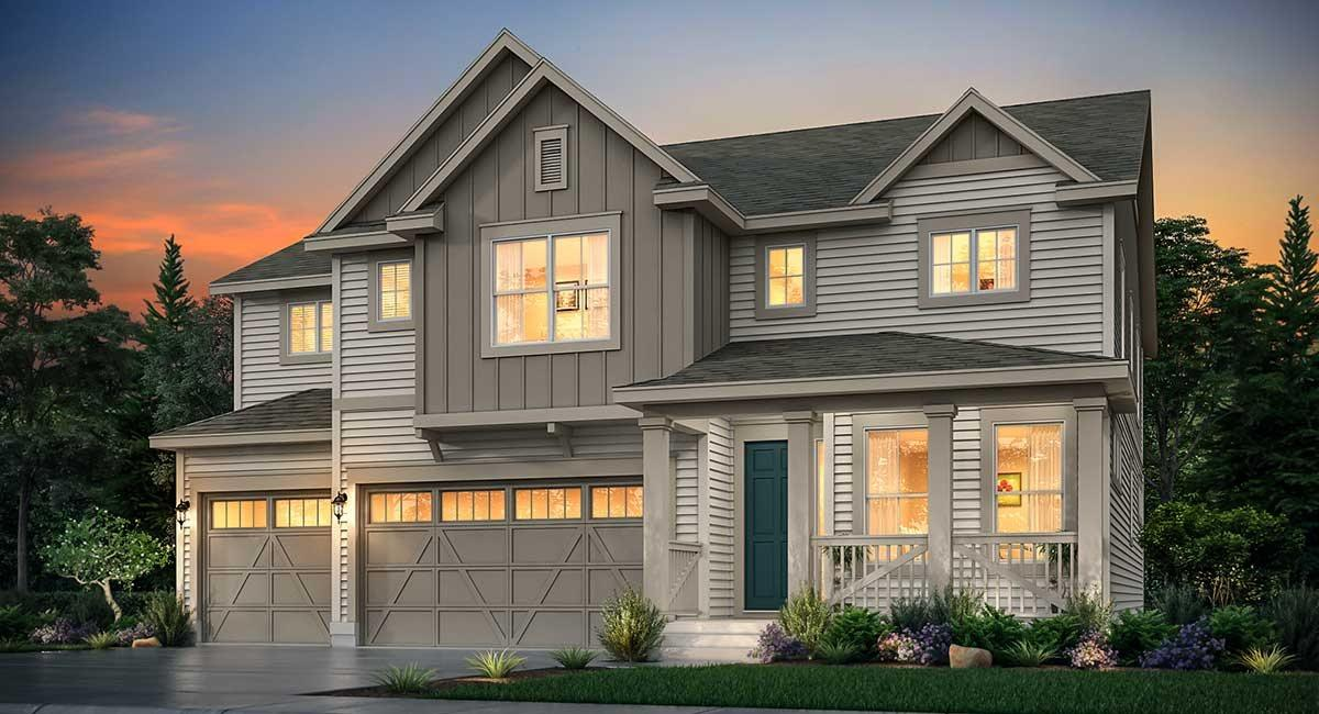 Compass The Grand Collection By Lennar New Homes For Sale Erie