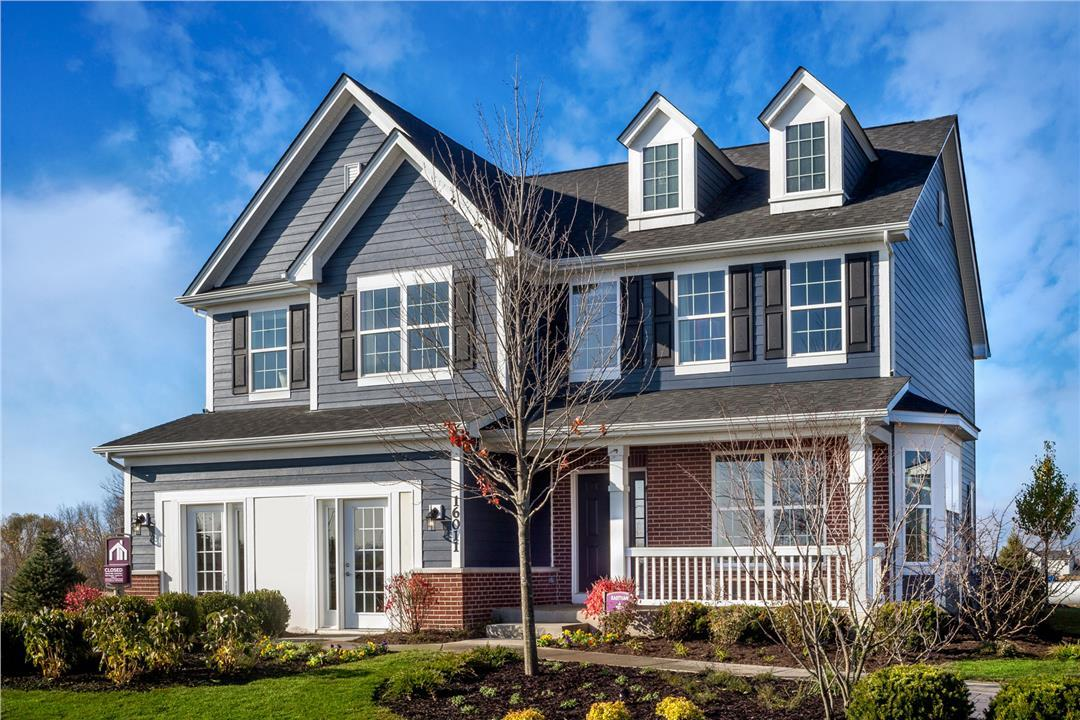 Sagebrook By M I Homes New Homes For Sale Lockport Il 41