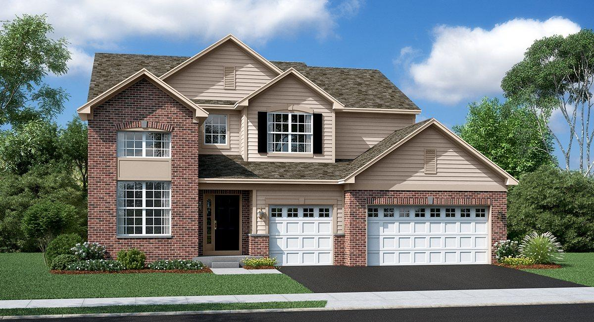 Indian Ridge By Lennar New Homes For Sale Minooka Il 18 Photos