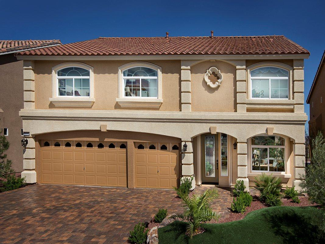 The Donovan Plan At American West Fox Hill Estates By American