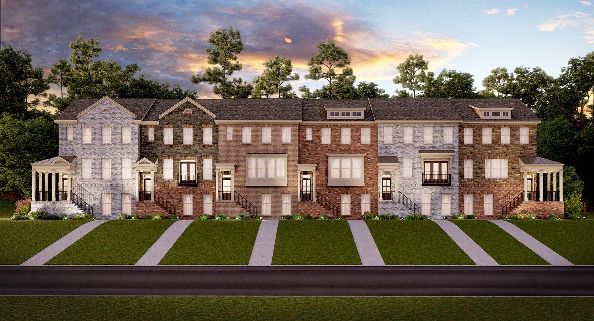 Northaven By Lennar New Homes For Sale Suwanee Ga 7 Photos