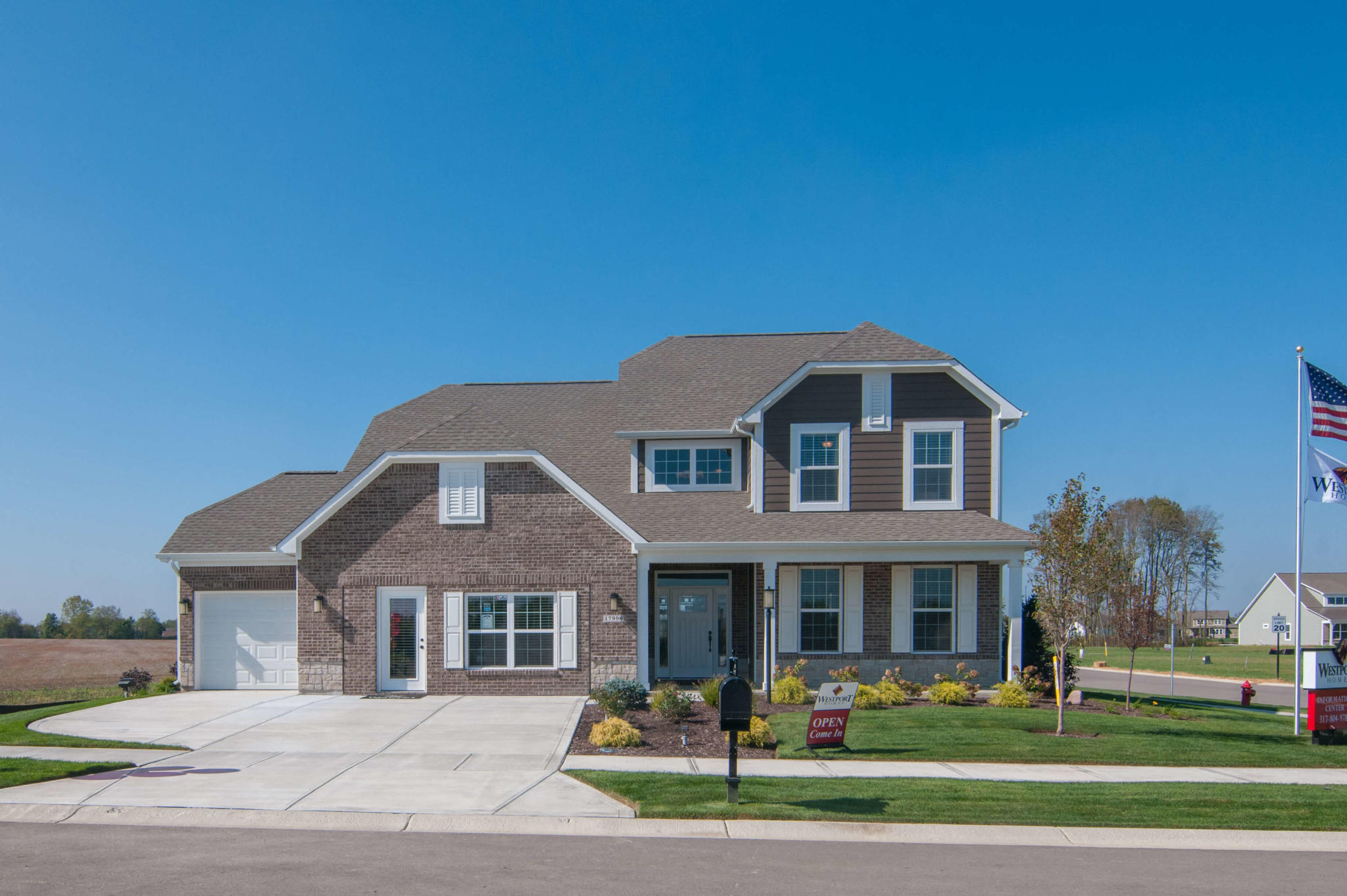 Sheffield Park by Westport Homes of Indianapolis New Homes for Sale -  Westfield, IN - 14 Photos | Trulia