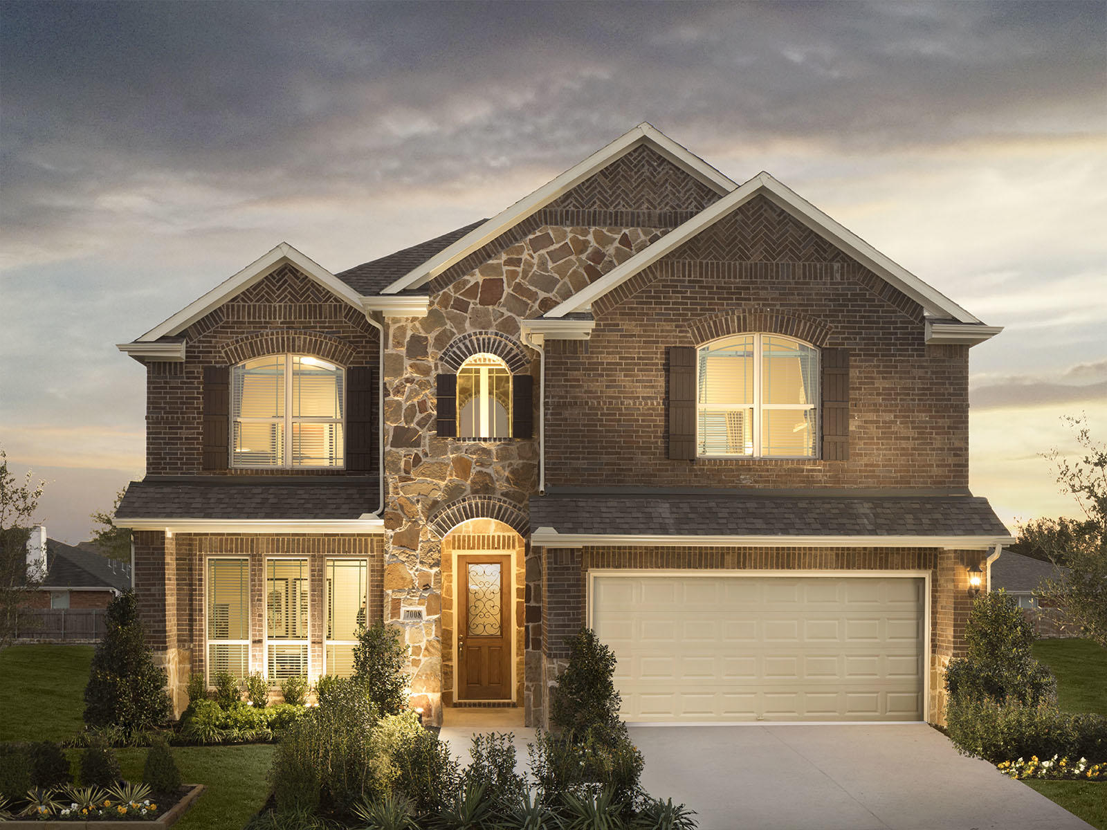 Willow Wood By Meritage Homes New Homes For Sale Rowlett Tx