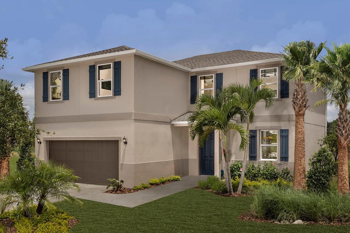 Plan 2550 Modeled Riverview Fl 33578 4 Bed 2 5 Bath Single