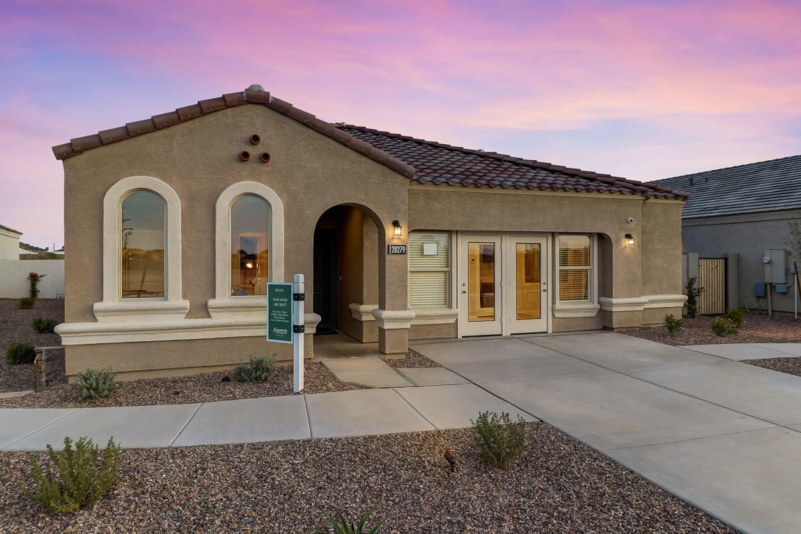 Copper Basin By Dr Horton New Homes For Sale San Tan Valley