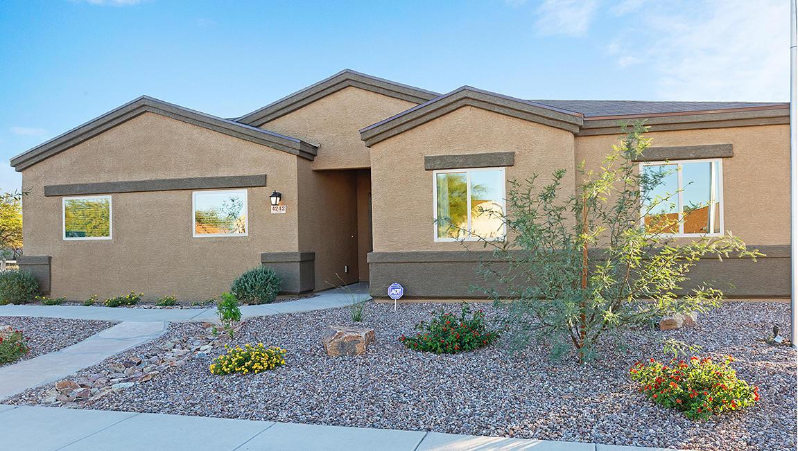 Desert Vista Estates By D R Horton New Homes For Sale Tucson Az