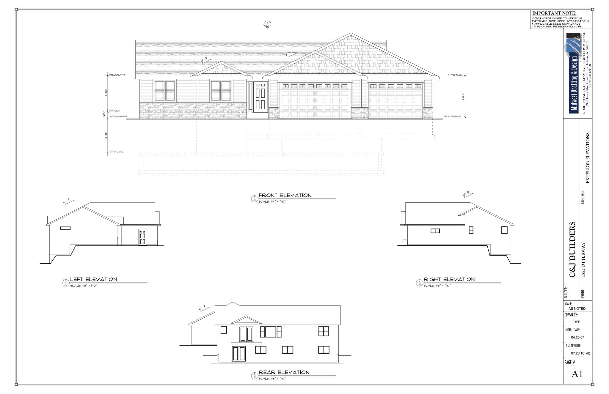 3 Bed Rambler Plan, New Richmond, WI 54017 - 5 Photos   Trulia