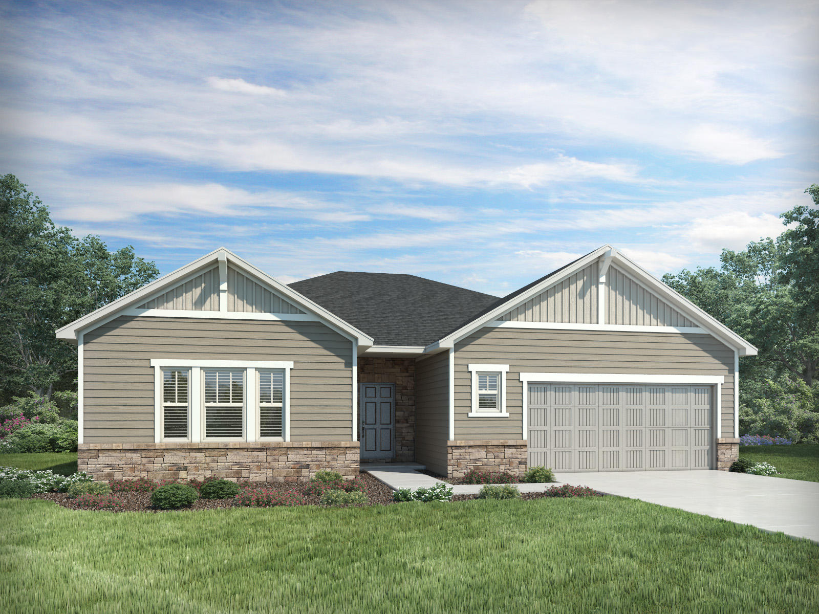 Longleaf At Laurel Canyon By Meritage Homes New Homes For Sale