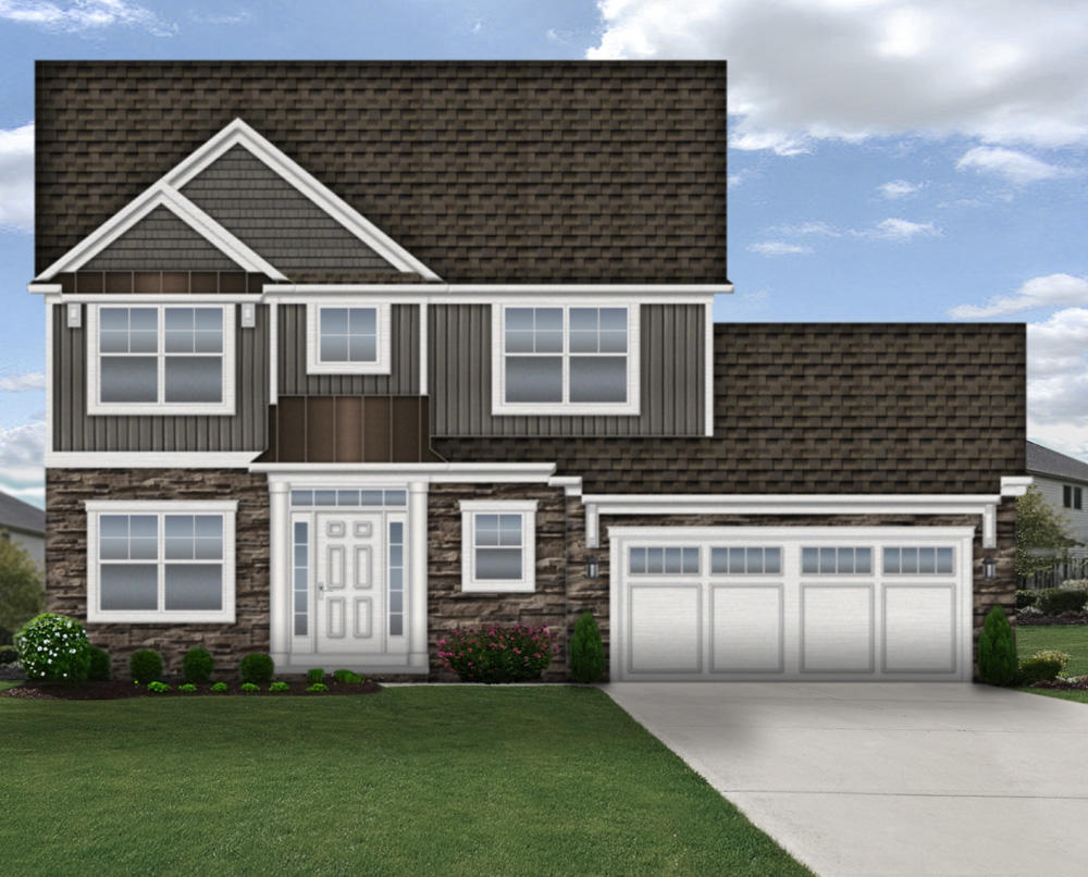 Springside Plan Brecksville Oh 44141 3 Bed 3 Bath Single Family