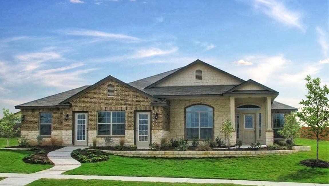 Splawn Ranch By Dr Horton New Homes For Sale Killeen Tx 10