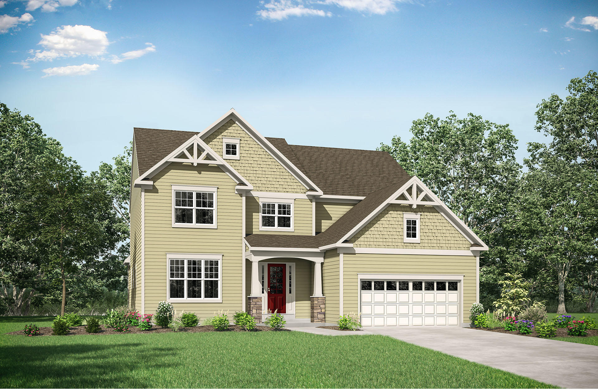 Rowan Plan, Frederick, MD 21704 - 4 Bed, 3.5 Bath Single-Family Home on centex home plans, green home plans, stilt home floor plans, white home plans, pulte home plans, nelson home plans,