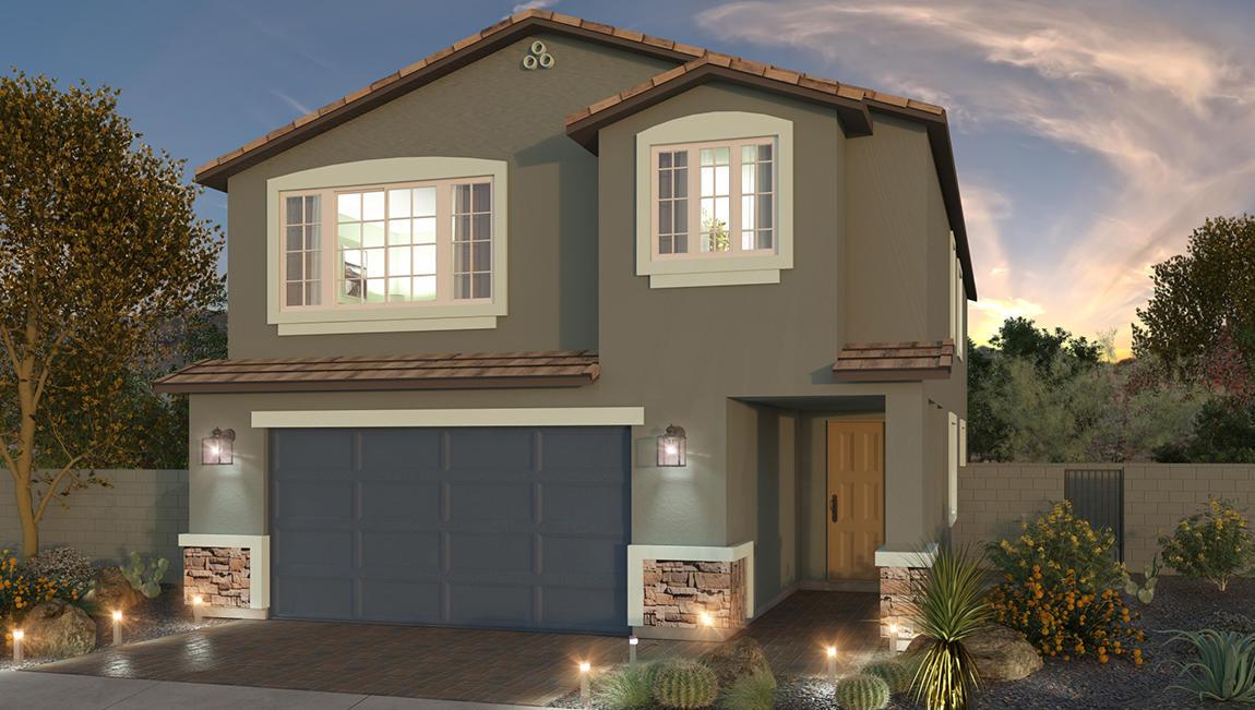 2480 Plan, Las Vegas, NV 89146 - 4 Bed, 2 5 Bath Single-Family Home - 5  Photos | Trulia