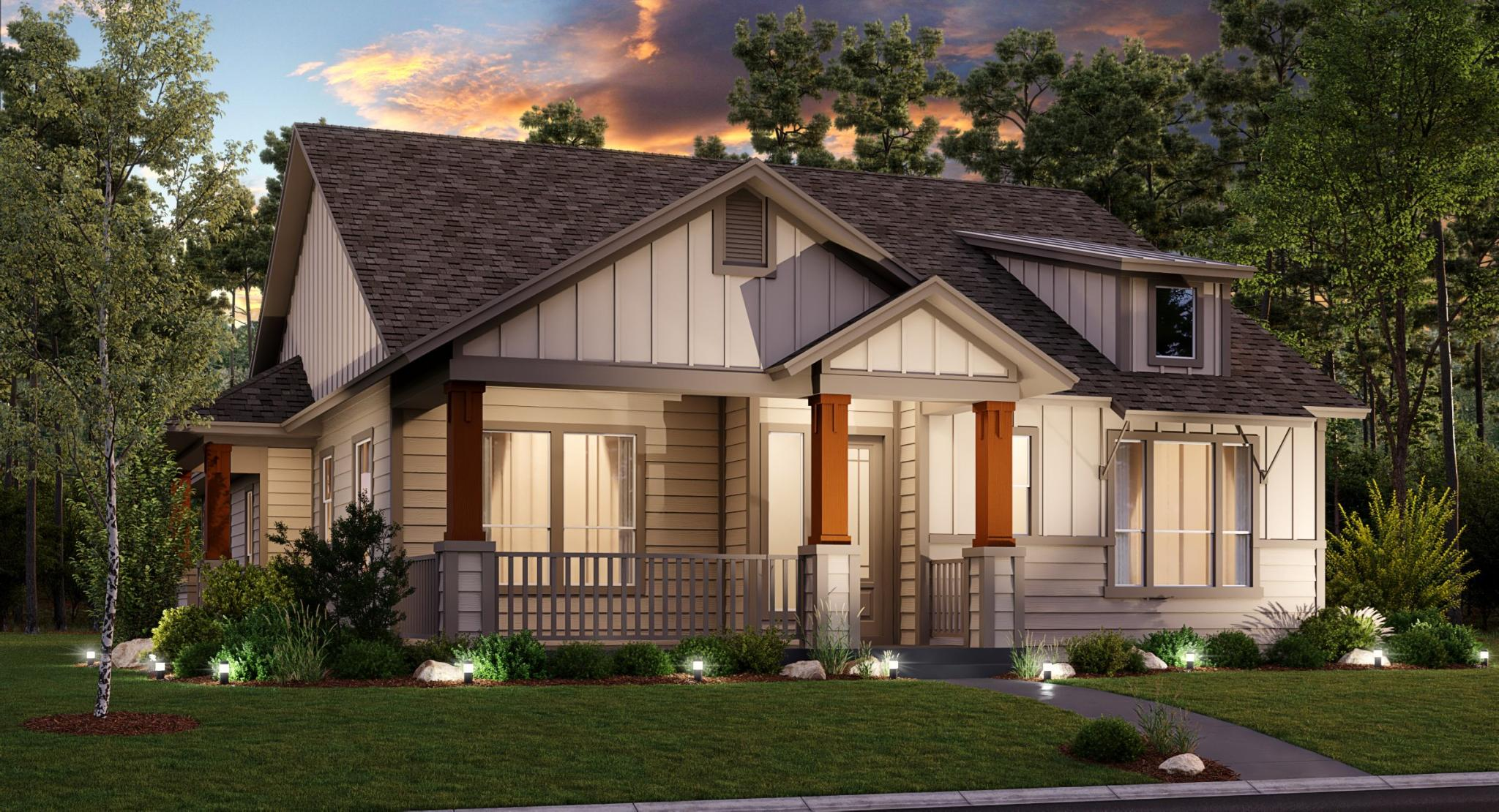 Mueller 45s Yardhouse by CalAtlantic Homes New Homes for Sale - Austin, TX  - 4 Photos | Trulia