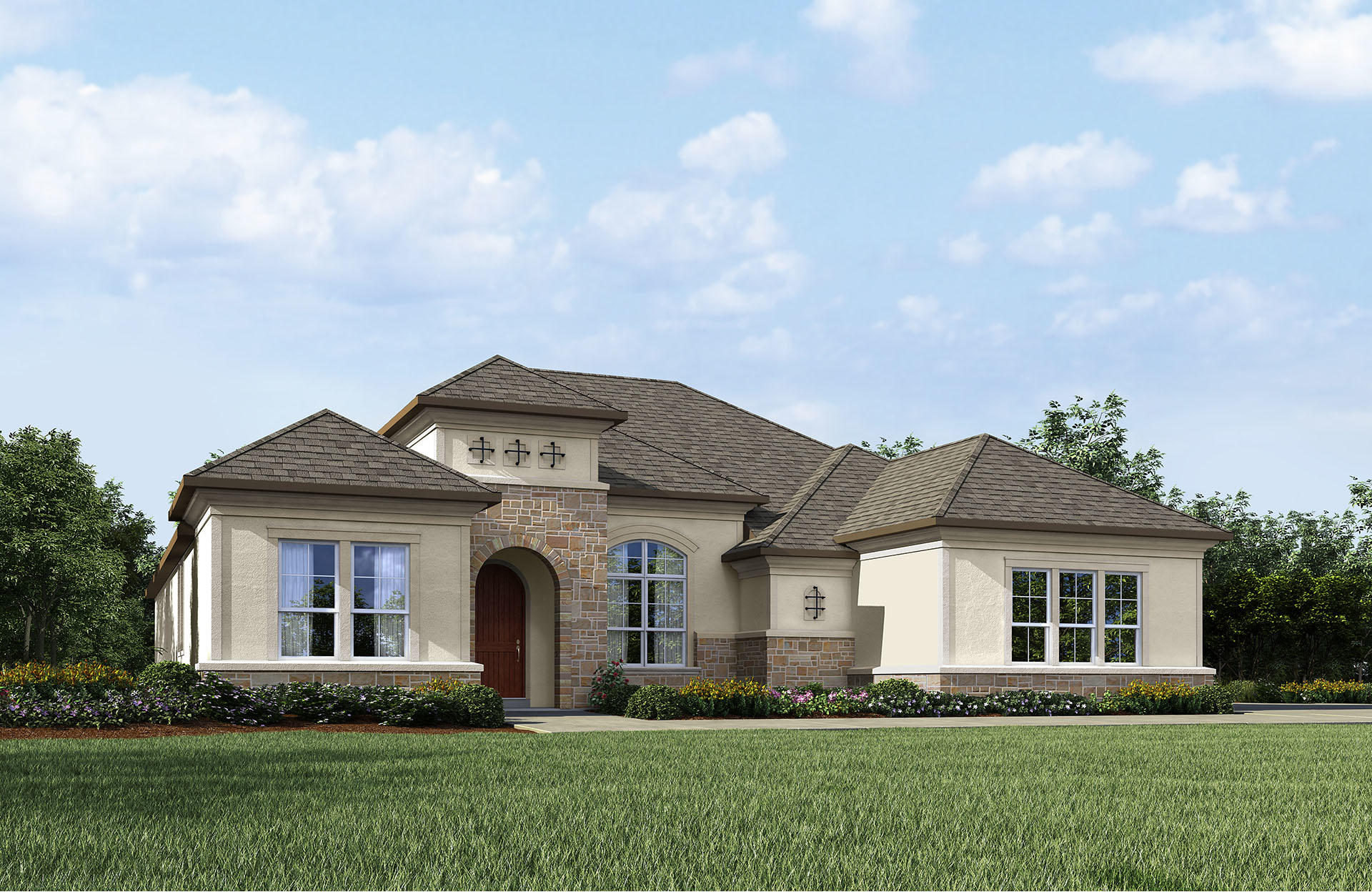 Lauren III Plan, Liberty Hill, TX 78642 - 4 Bed, 4.5 Bath Single-Family on centex home plans, green home plans, stilt home floor plans, white home plans, pulte home plans, nelson home plans,