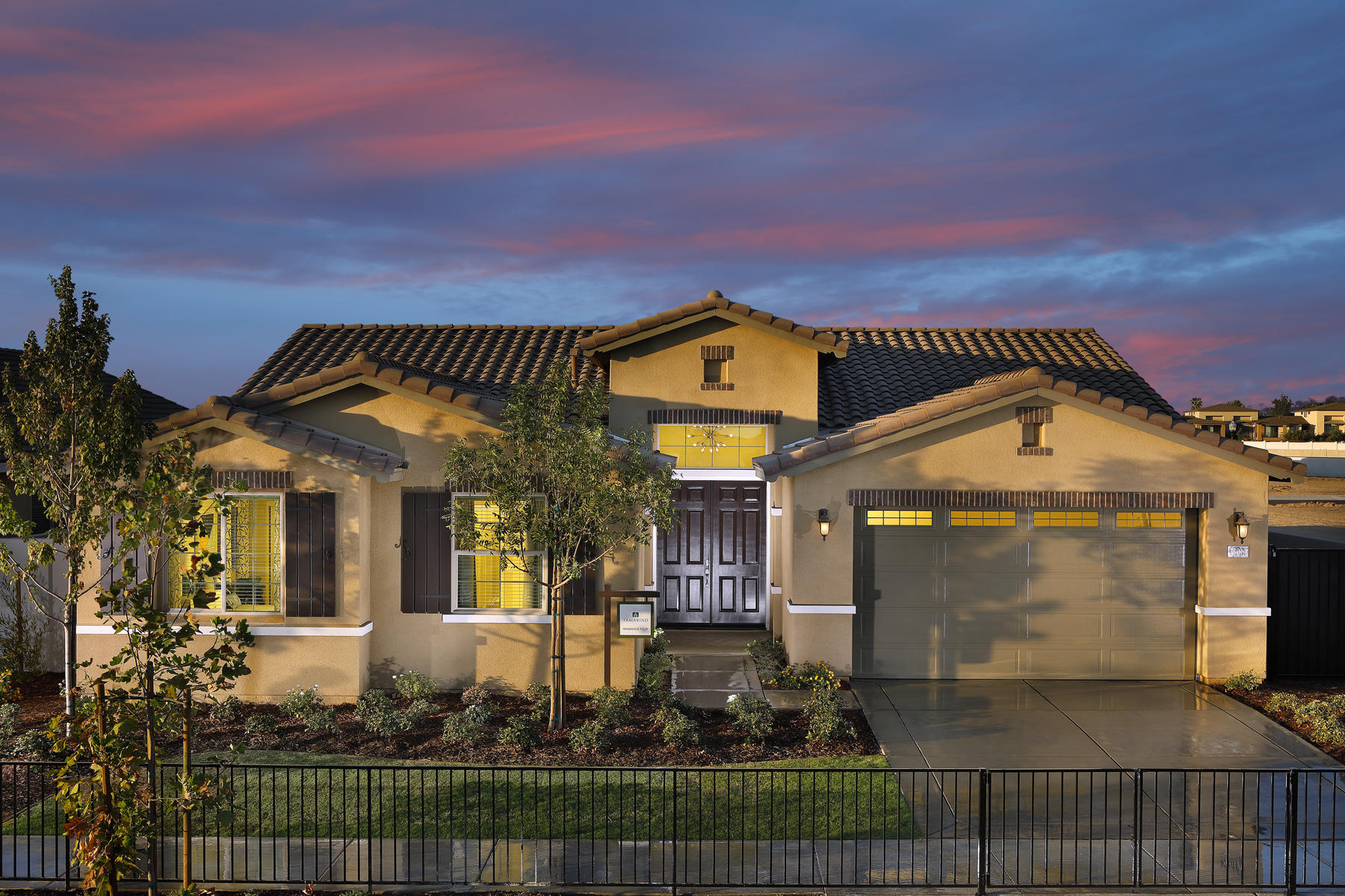 Homes For Sale In Bakersfield >> Tamarind At Belcourt Seven Oaks By Woodbridge Pacific Group New