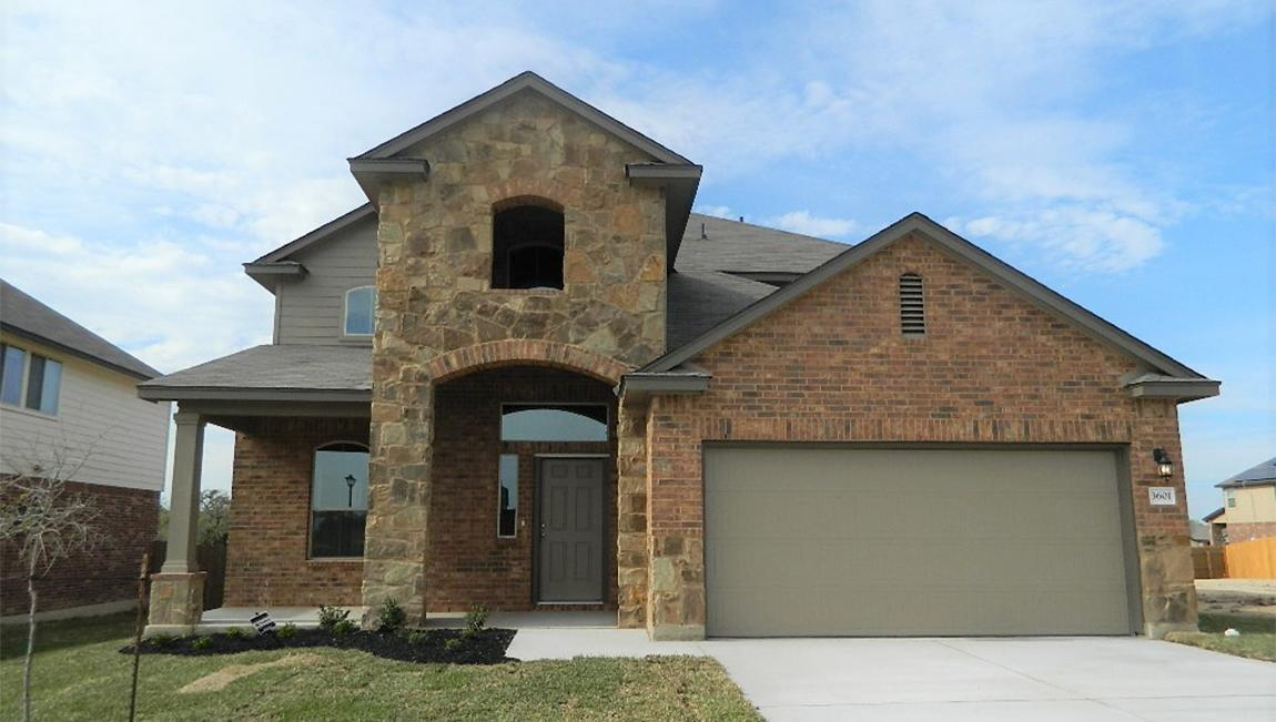 Yowell Ranch By Dr Horton New Homes For Sale Killeen Tx 8