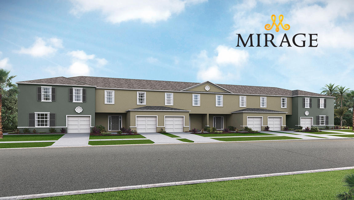 Mirage Townhomes by D R  Horton New Homes for Sale - Holly Hill, FL - 7  Photos | Trulia