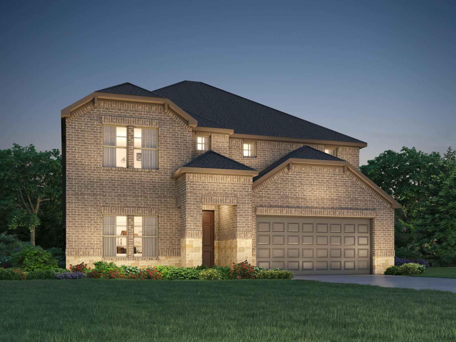 The Kessler (L454 LN) Plan, Houston, TX 77089 - 5 Bed, 3 Bath Single-Family  Home - 7 Photos   Trulia