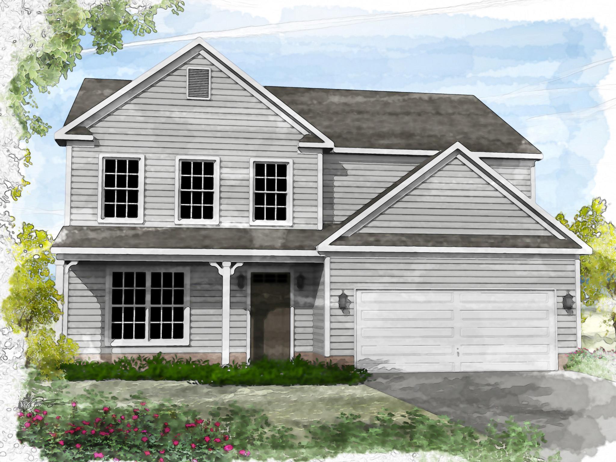 The Morgan Plan, Youngsville, NC 27596 - 2 Bed, 2 5 Bath Single-Family Home  - 4 Photos   Trulia