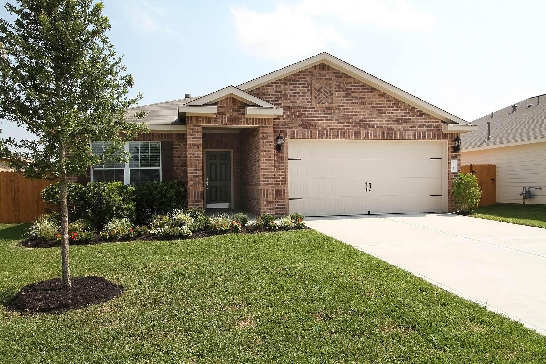 Blanco Plan Baytown TX Estimate and Home Details