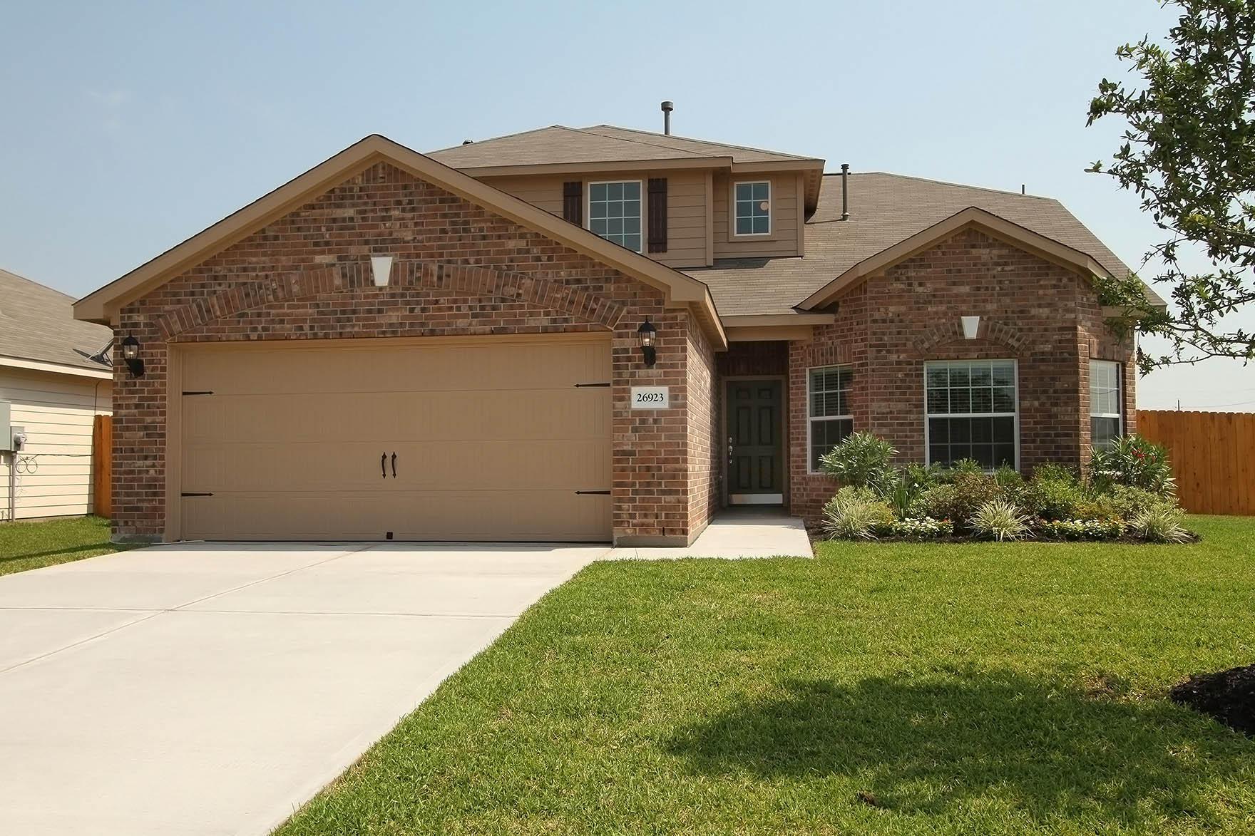 Cypress Plan Baytown TX Estimate and Home Details