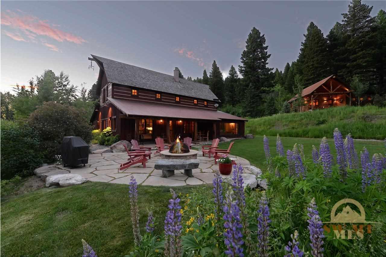 100 Cottonwood Ranch Trail, Bozeman MT