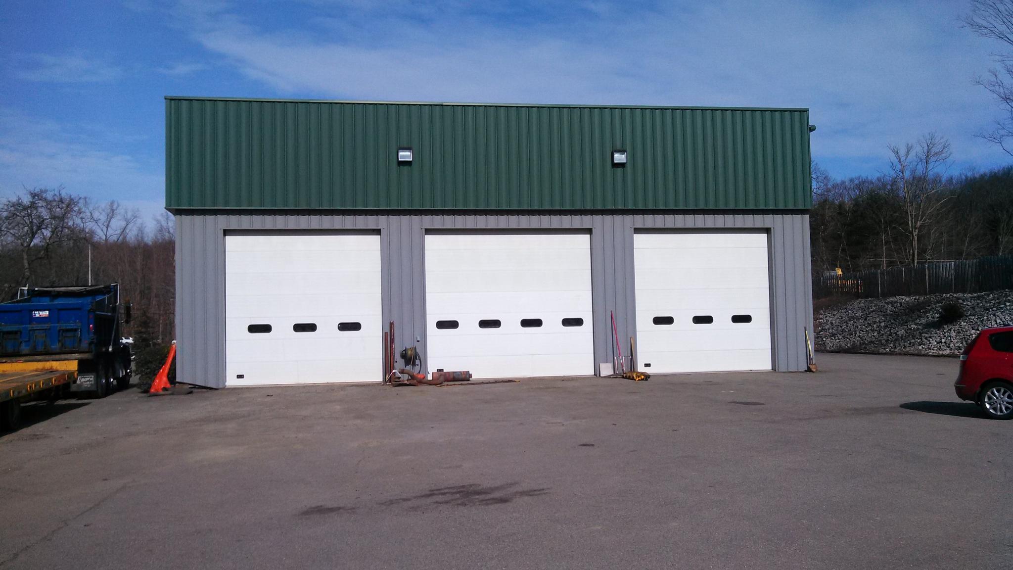 spring doors door holmes garage