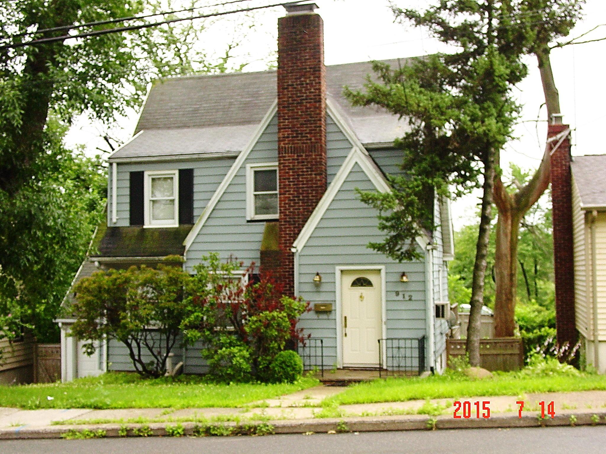 912 West Chestnut Street, Union NJ