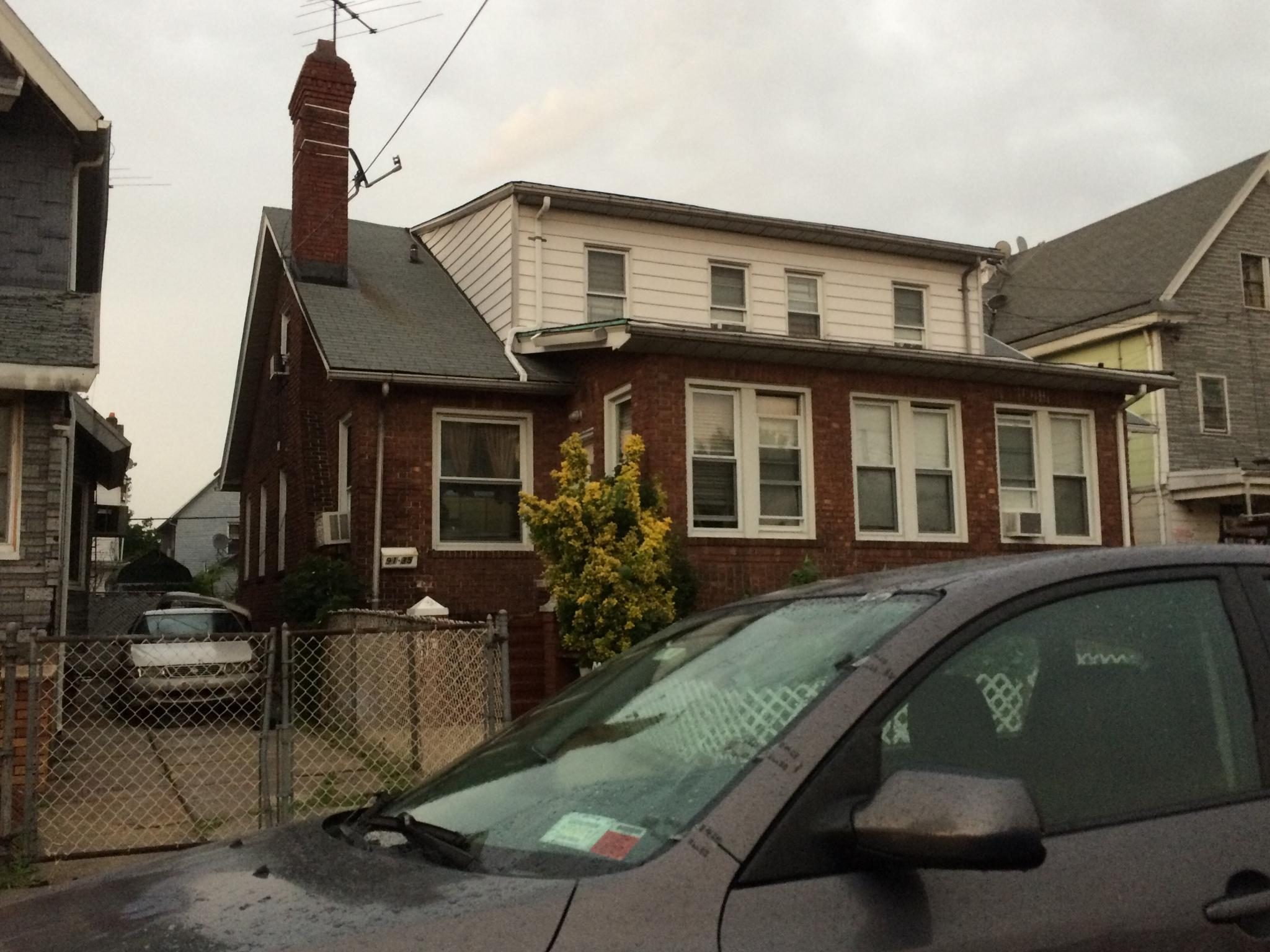 4 Family Brick House In Richmond Hl Queens NY Estimate and