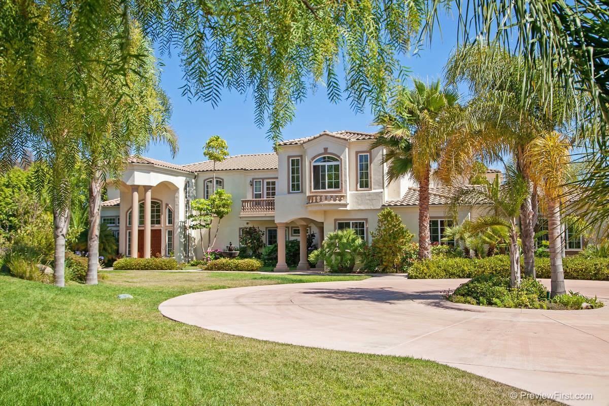 7596 Vista Rancho Court, Rancho Santa Fe CA