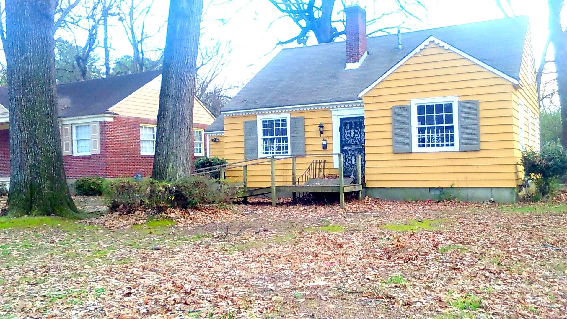 3157 Carnes Ave For Rent Memphis TN