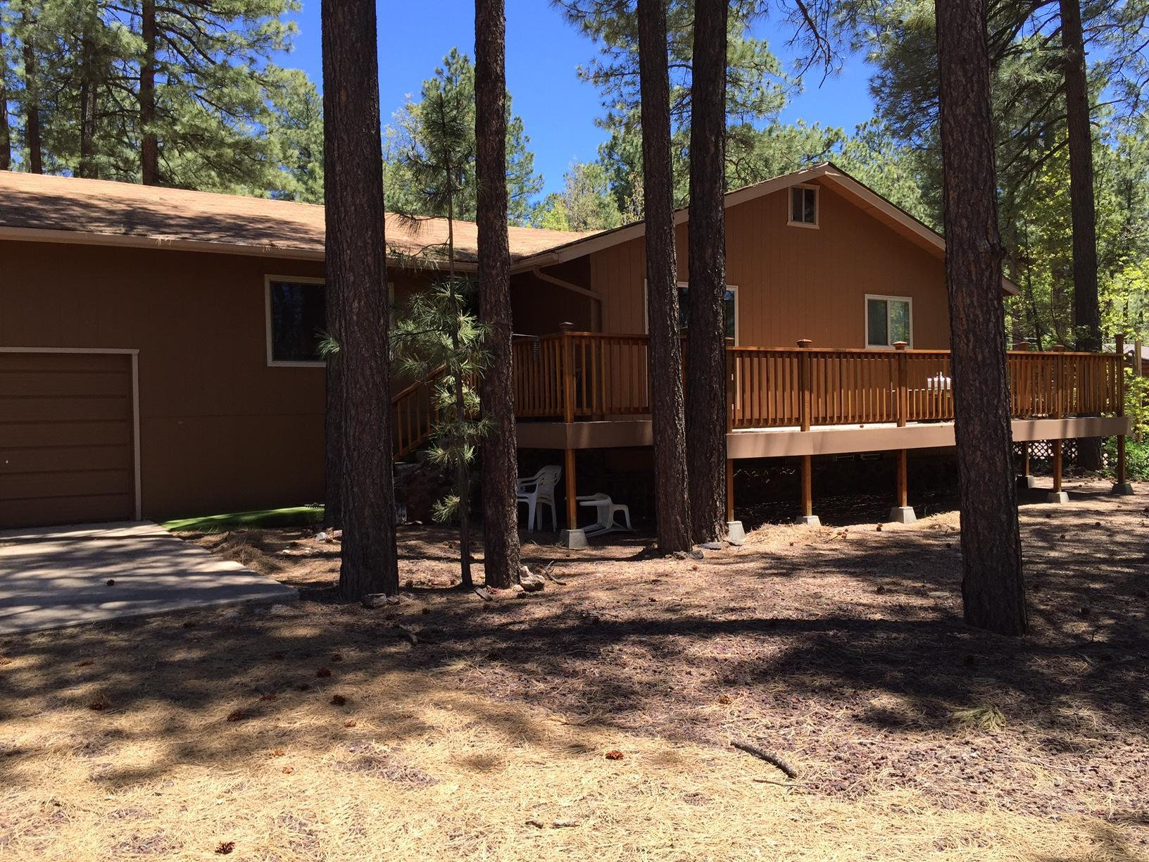 rental arizona rentals front mountain white az protected uncategorized cabins pinetop luxury in cabin
